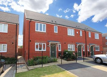 Thumbnail 3 bedroom terraced house for sale in Brambles Walk, Wellington, Telford