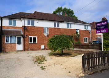 Thumbnail 4 bed semi-detached house for sale in Green Road, Swindon