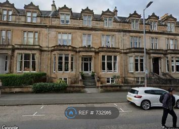 Thumbnail Studio to rent in Hyndland Road, Glasgow