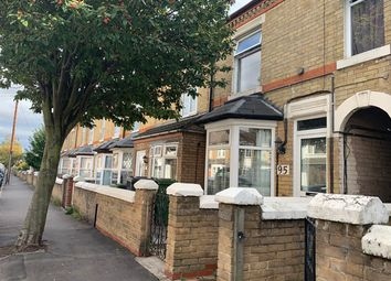 Thumbnail 3 bed terraced house for sale in Belsize Avenue, Peterborough