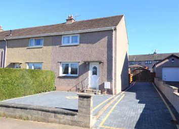 Thumbnail 2 bed end terrace house for sale in Cockburn Place, Elgin