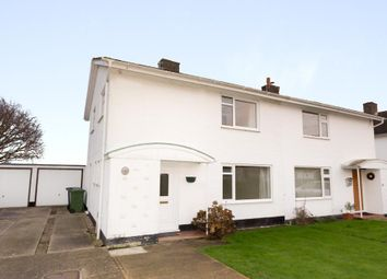 Thumbnail 3 bed semi-detached house to rent in Kings Grove, Barton, Cambridge
