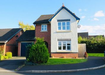 Thumbnail 3 bed detached house for sale in Pennine View, Carlisle, Cumbria