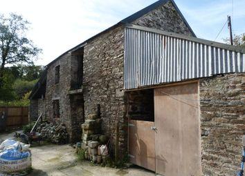 Thumbnail Detached house for sale in Herodsfoot, Liskeard
