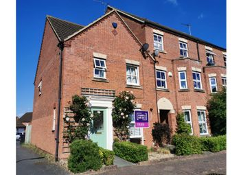 Thumbnail 3 bed end terrace house for sale in Meakins Close, Warwick