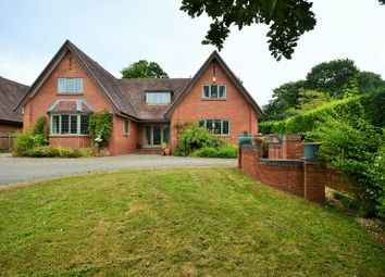 Thumbnail 4 bed detached house for sale in Edwyn Ralph, Bromyard