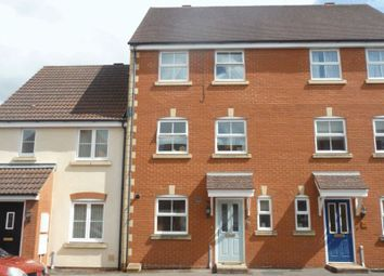 Thumbnail 3 bedroom terraced house for sale in Phoenix Gardens, Swindon