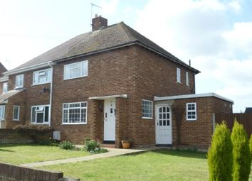 Thumbnail 2 bed semi-detached house to rent in Steadman Close, Higham, Rochester
