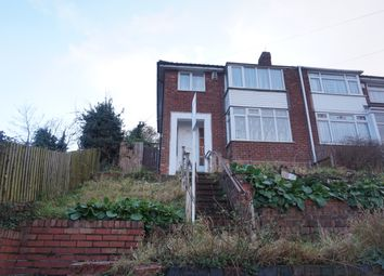 Thumbnail 3 bed semi-detached house for sale in Dudley Road East, Oldbury