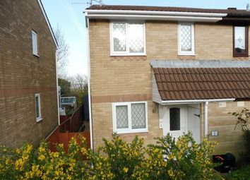 Thumbnail 2 bedroom property to rent in Oaklands View, Greenmeadow, Cwmbran