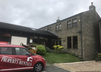 Thumbnail 4 bed semi-detached house to rent in Windmill View Scholes Holmfirth, Huddersfield