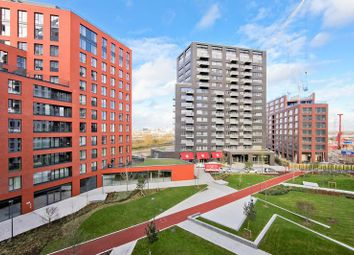 Thumbnail 1 bed flat for sale in Dawsonne House London City Island, London
