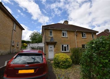 Thumbnail 4 bedroom semi-detached house for sale in Glebe Road, Bath, Somerset