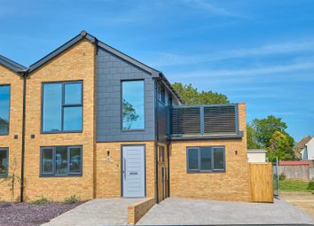 Thumbnail 2 bed semi-detached house for sale in Chichester Road, Seaford