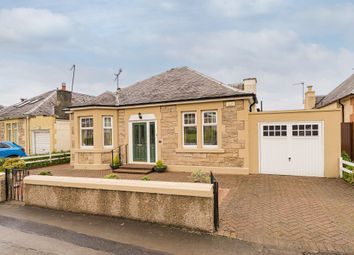 Thumbnail 4 bed detached bungalow for sale in 10 Featherhall Crescent South, Edinburgh