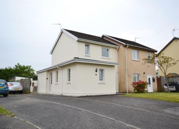 Thumbnail 3 bed semi-detached house for sale in Park Avenue, Kilgetty