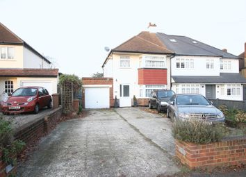 Thumbnail 4 bed semi-detached house for sale in Northey Avenue, Sutton