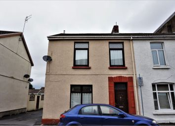 Thumbnail 3 bed end terrace house for sale in Princess Street, Llanelli