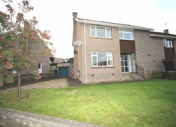 Thumbnail 3 bedroom semi-detached house for sale in 52, Tarvit Drive, Cupar, Fife