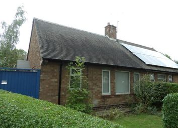 Thumbnail 1 bed bungalow for sale in Leafield Green, Clifton, Nottingham, Nottinghamshire