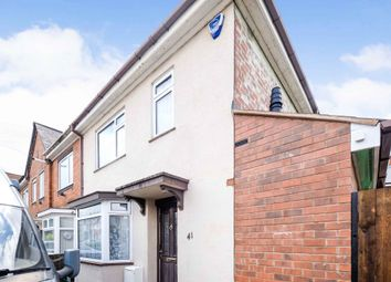 Thumbnail 3 bed end terrace house for sale in Mayfield Road, Tyseley, Birmingham