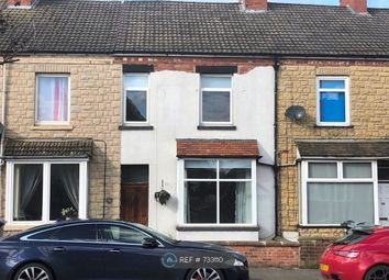 Thumbnail 3 bed terraced house to rent in Haxlaxton Road, Grantham