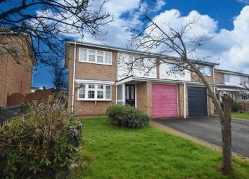 Thumbnail 3 bed semi-detached house to rent in Hollyhock Close, Basingstoke