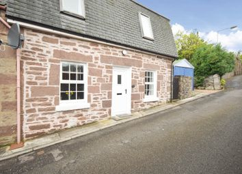 Thumbnail 1 bedroom end terrace house for sale in Pittenzie Road, Crieff, Perthshire
