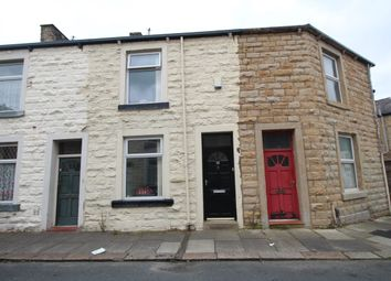 Thumbnail 1 bed terraced house to rent in Peel Street, Padiham, Burnley