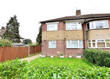 Thumbnail 3 bedroom flat for sale in Fullwell Avenue, Ilford