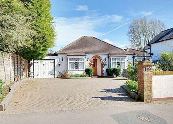 Thumbnail 2 bed detached bungalow for sale in Vantorts Road, Sawbridgeworth, Hertfordshire