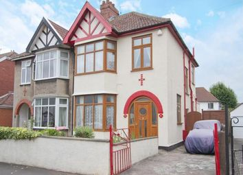 Thumbnail 3 bed semi-detached house for sale in St. Dunstans Road, Bedminster, Bristol