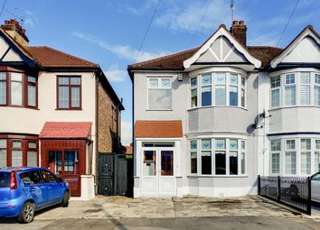 Thumbnail 3 bed semi-detached house for sale in Glendale Avenue, Chadwell Heath