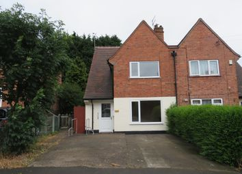 Thumbnail 3 bedroom semi-detached house for sale in Saxondale Drive, Bulwell, Nottingham
