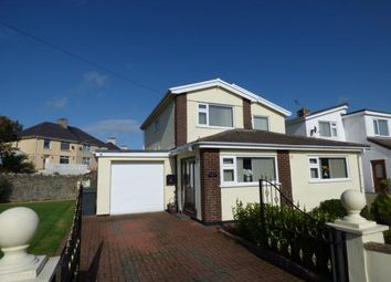 Thumbnail 3 bed detached house for sale in Old School Road, Holyhead, Sir Ynys Mon