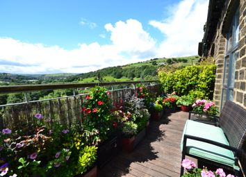 Thumbnail 2 bed flat to rent in Low Westwood Lane, Linthwaite, Huddersfield