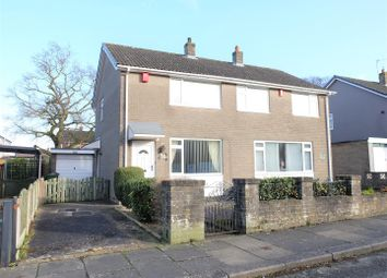Thumbnail 2 bed semi-detached house for sale in Holmrook Road, Carlisle