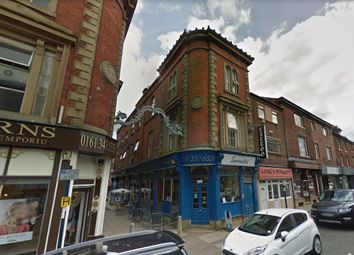 Thumbnail Restaurant/cafe for sale in Market Street, Ashton-Under-Lyne