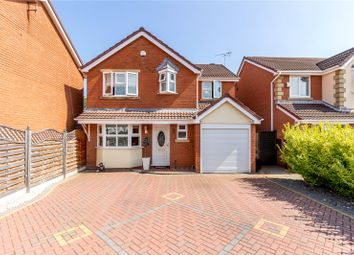 Thumbnail 4 bed detached house for sale in Hornsby Avenue, Warndon Villages, Worcester