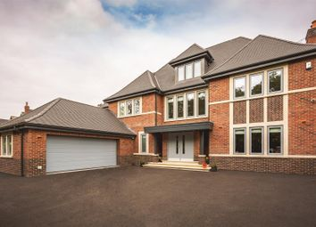 Thumbnail 5 bed property for sale in Burley Lane, Quarndon, Derby