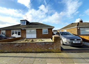 Thumbnail 2 bed semi-detached bungalow for sale in Oxendale Road, Thornton-Cleveleys