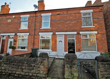 Thumbnail 2 bed terraced house to rent in St Albans Road, Arnold, Nottingham