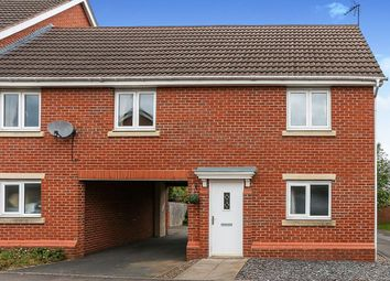 Thumbnail 2 bed flat for sale in Brick Kiln Way, Bedworth