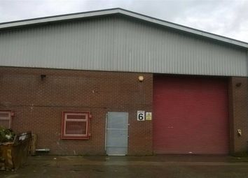 Thumbnail Light industrial to let in Grove Road Industrial Estate, Stoke-On-Trent, Staffordshire