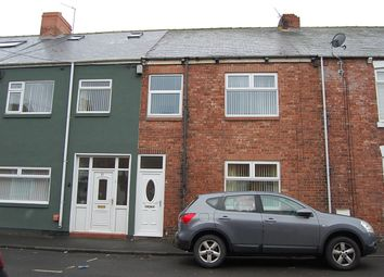 Thumbnail 3 bedroom terraced house to rent in South Market Street, Hetton Le Hole