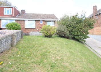 Thumbnail 2 bed semi-detached bungalow for sale in Pepys Way, Strood, Kent