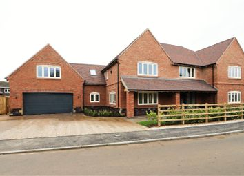 Thumbnail 5 bed detached house for sale in The Grove, Packington