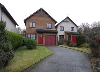 Thumbnail 3 bedroom detached house to rent in Wellside Place, Kingswells