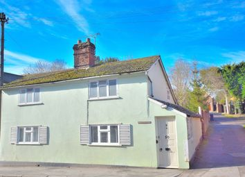 Thumbnail 2 bed detached house for sale in Silver Street, Stansted