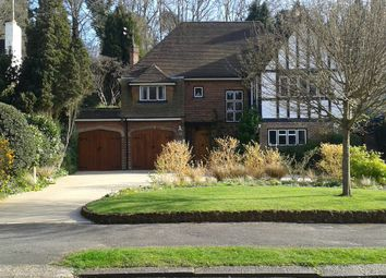 Thumbnail 5 bed detached house for sale in Camden Park Road, Chislehurst
